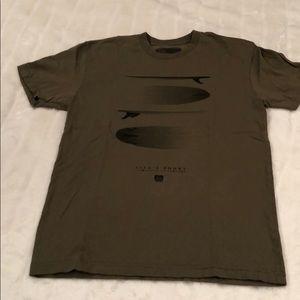 REEF short sleeve surf shirt men's  size small